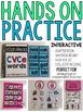 Hands On Phonics: Silent E Words Bundle
