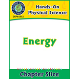 Hands-On STEAM - Physical Science: Energy Gr. 1-5