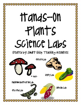 Hands-On Plant Labs, Set of 6