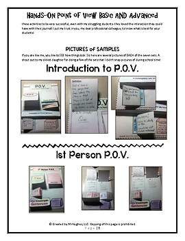 Point of View {Hands-On Interactive Notebook}