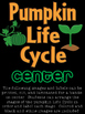 Hands-On Pumpkin Life Cycle Center