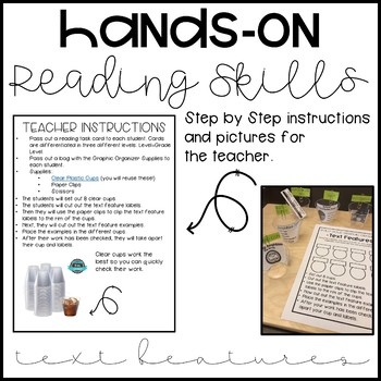 Hands-On Reading: Text Features