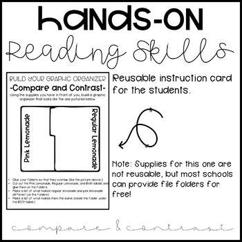 Hands-On Reading: Compare and Contrast