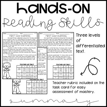 Hands-On Reading: Summary
