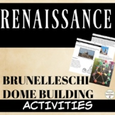Renaissance Dome Building with Brunelleschi station activi