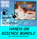 Hands On Science Activities Bundle - Distance Learning Friendly