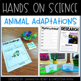 Hands On Science - Animal Adaptations