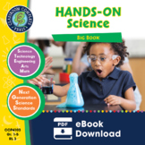 Hands-On STEAM Science Big Book Gr. 1-5