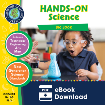 Hands-On Science Big Book Gr. 1-5