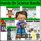 Hands On Science Bundle - Newton's 3 Laws, Water Cycle, an
