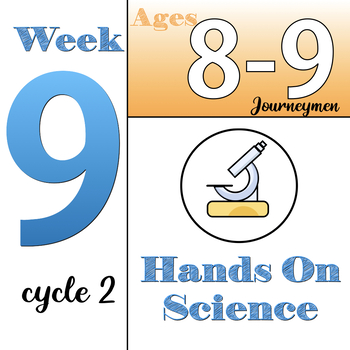 Hands-On Science, C2, week 9 (ages 8-9) Classical Conversations, Rockets