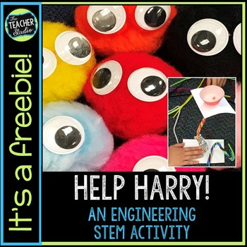 Hands On Science Investigations:  Help Harry!