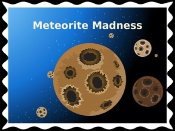 Hands-On Science: Meteorite Madness