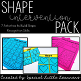 Hands-On Shape Intervention Pack