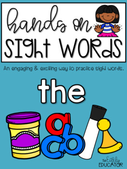 Sight Word Practice Made Easy (and FUN!)  - THE