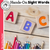 Independent Hands-On Sight Words Bundle