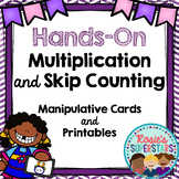 Hands-On Multiplication and Skip Counting: Manipulative Cards and Printables