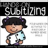 Hands-On Subitizing