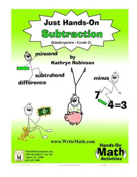 Teaching Subtraction - Activities - Worksheets