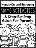 Hands-On and Engaging Name Activities: A Step-By-Step Guid