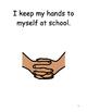 Hands Social Story