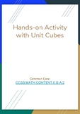 Hands-on Activity with Unit Cubes for Volume