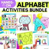 Hands on Alphabet Activities and Printables | HUGE BUNDLE