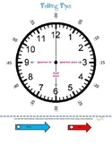 Hands-on Analog Clock for Kids