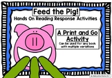 Hands-on Book Reviews - Feed the Pig!