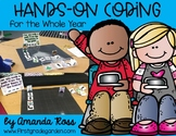 Hands-on Coding for the Whole Year {A Fun and Engaging Provocation Set Up}
