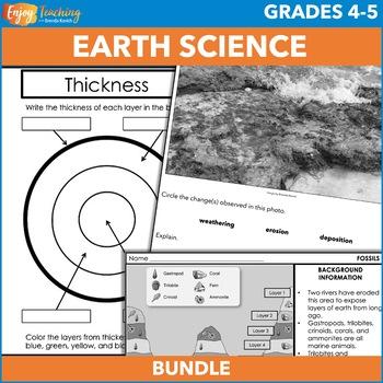 Hands-on Earth Science Activities (Geology Bundle)