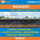 Hands-on Earth Science Activities (Geology Bundle)