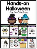 Halloween Word Work Activities