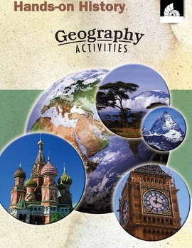 Hands-on History: Geography Activities (eBook)