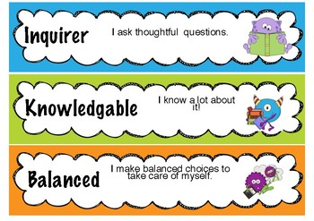 Hands-on Learning Pack for Classroom Management, Character Education and PYP