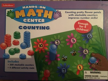 Hands-on Math Center: Counting