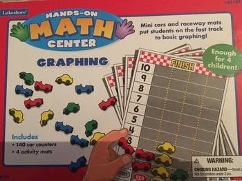 Hands-on Math Center: Graphing