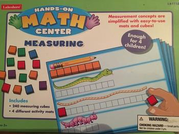 Hands-on Math Center: Measuring