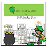 March St. Patrick's Day-  Hands on Math Centers