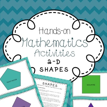 Sensory Mathematics Activities (2-D Shapes)
