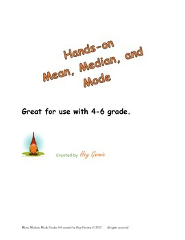 Hands-on Mean, Median, and Mode
