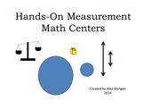 Hands-on Measurement Math Centers