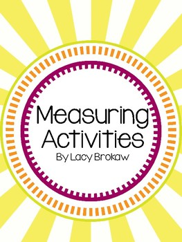 Hands on Measuring Activities