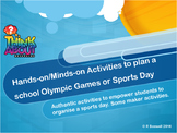Hands-on Minds on Organising the School Sports Day or School Olympics