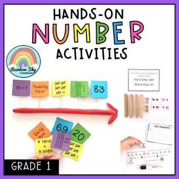 Hands on NUMBER Pack - Grade 1