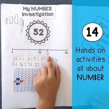 Hands on NUMBER Pack - Grade 2