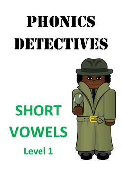 Hands on Phonics Cards Word Detectives
