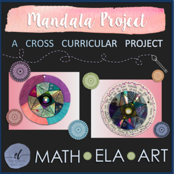 Hands on Project: Create a Mandala with Math, ELA, and Art
