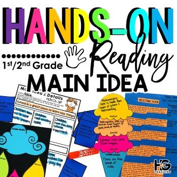 Hands-on Reading: Main Idea & Details