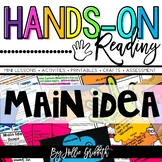 Main Idea & Details {Hands-on Reading}